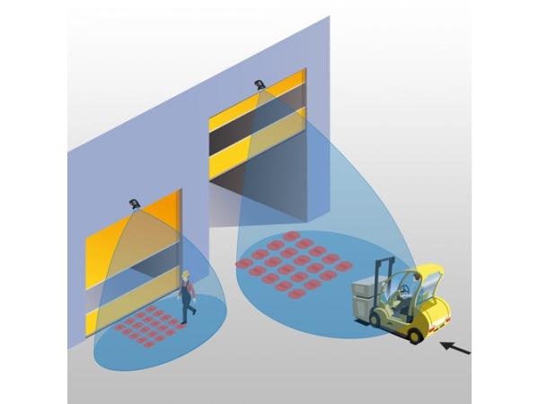 Радар Condor для автоматических промышленных ворот