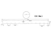 Оборудование для производства профнастила С10,КНР