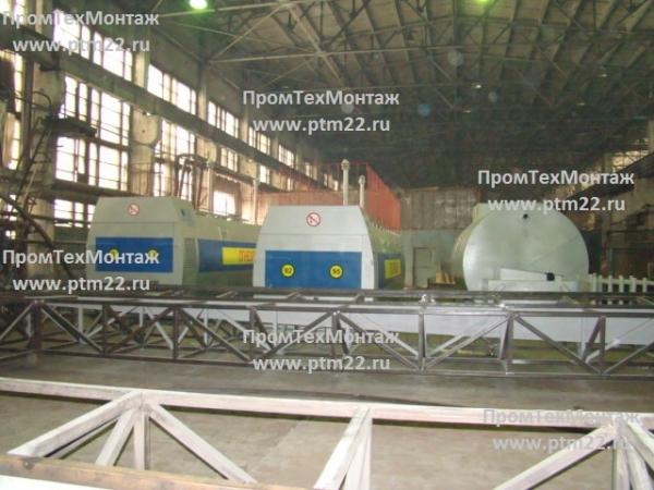 Блочные насосные станции, резервуары, металлоконструкции