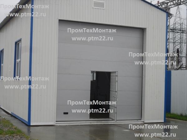 Модульные здания, контейнера, резервуары, металлоконструкции
