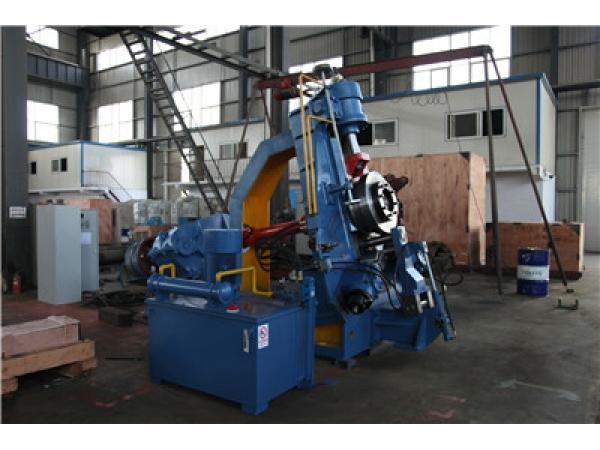 кольцепрокатный стан для производства трубопроводных муфт