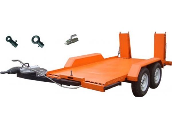 Прицеп 9835-22-2 для перевозки дорожно строительной техники 2,5-4 тонн