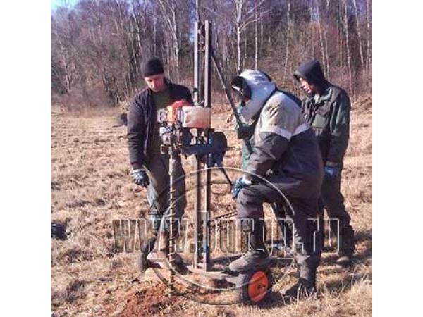 Инженерно-геологические изыскания для строительства