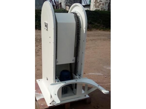 Дежеопрокидыватель цепной ДЦ-1300