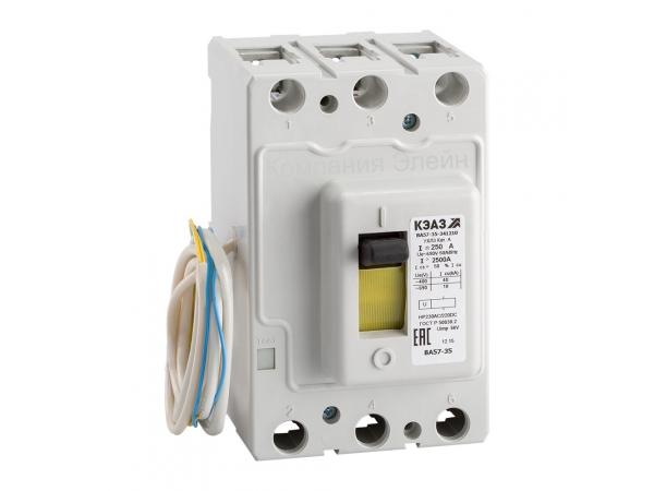 Автоматический выключатель ВА51-39-341810 цена купить