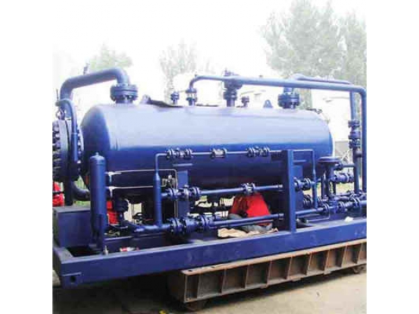 ASME SA516 Grade 70 Three Phase Separator