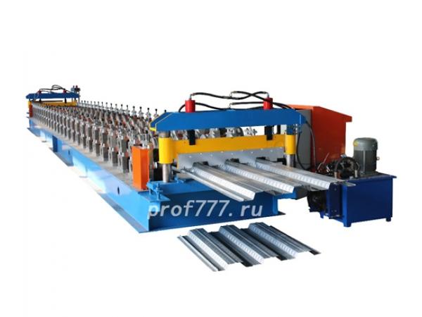 Полноавтоматически станок по производству профилей для перекрытия 760