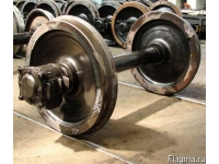 Ремонтопригодные колесные пары