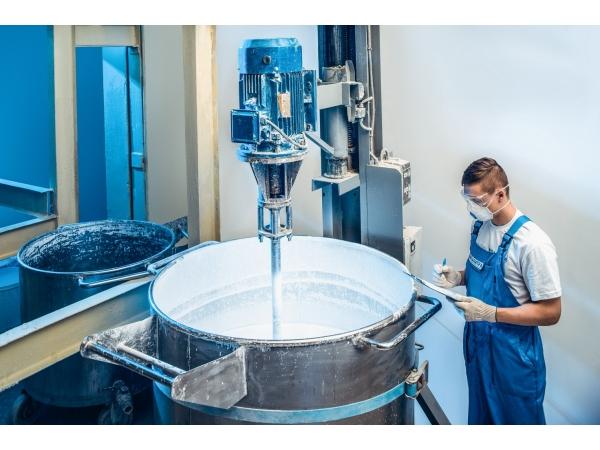 Дисольвер+технологии производства строительной краски на воде.