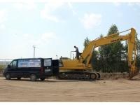 Доставка дизельного топлива для строительной техники