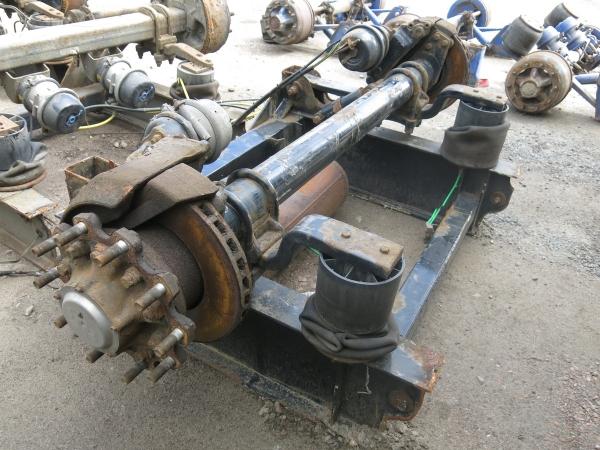 Оси полуприцепа ROR дисковые тормоза, 2006