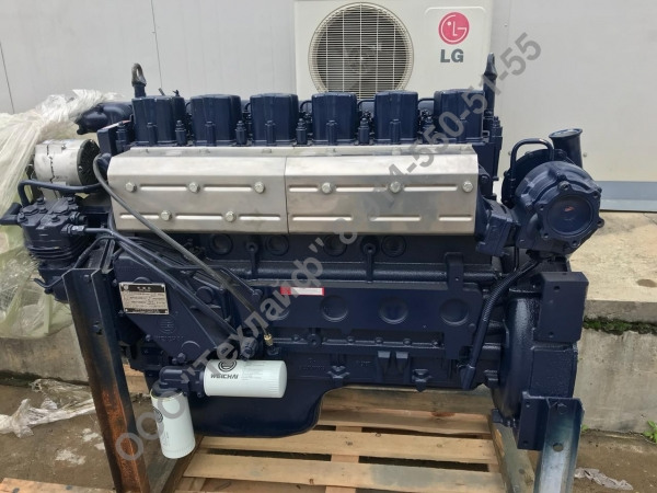 Двигатель Weichai WP12.420, Евро-2 (новый)