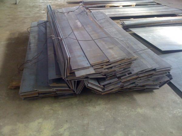 Полоса стальная, резка стальной полосы в размер, цинкование.