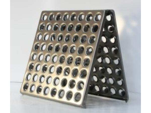 Стальной топпинг  для индустриальных бетонных покрытий.