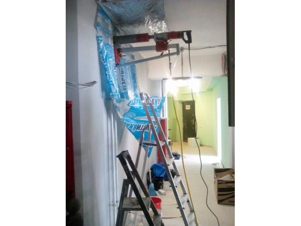 Алмазное бурение: cверление бетонных стен и перекрытий