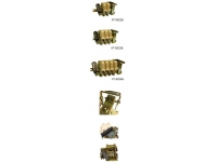 Контактор переменного тока, контактор постоянного тока, контактор ваку