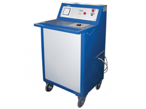 Автоматизированный стенд для испытания электрической прочности изоляци