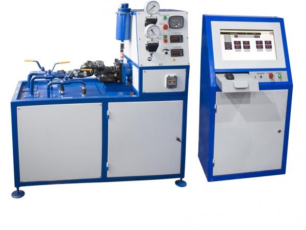Автоматизированный стенд для испытания топливоподкачивающих насосов ди