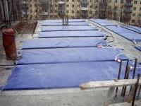 Термомат, термоматы для прогрева бетона электрические