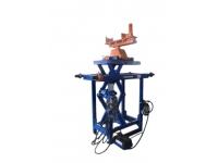 Установка для снятия и постановки поглощающих аппаратов СТ.441439.206