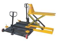 Установка для снятия подвагонного оборудования электропоездов СТ.44235
