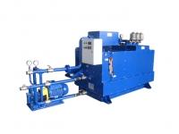 Установка для механизированной промывки системы смазки тепловозов СТ.4