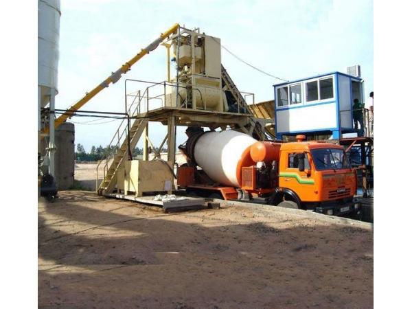 Производим РБУ (бетонный завод)