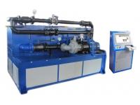 Автоматизированный стенд для испытания водяных насосов дизелей ПД1М СТ