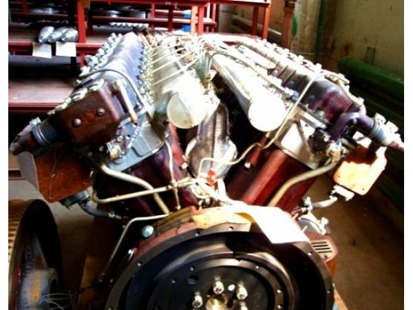Двигатель 1Д12 Новый