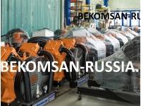 Электрическая компрессорная станция Bekomsan Esinti 102