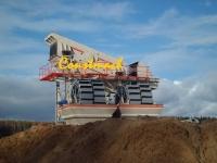 Constmach - промывка песка-  Пескомойка
