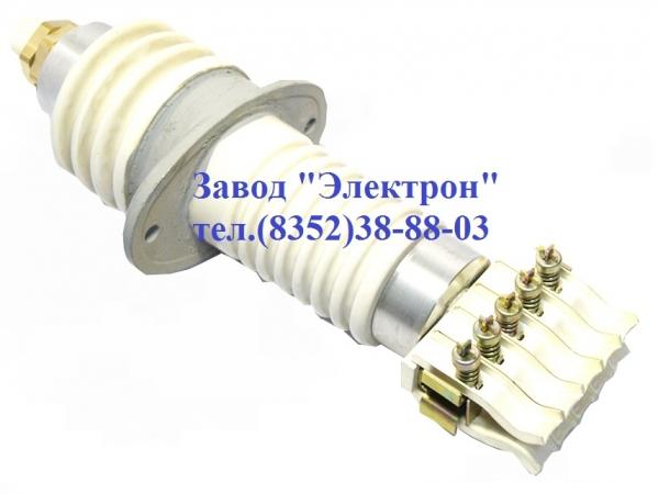Производитель предлагает неподвижные контакты для КРУ К3У.