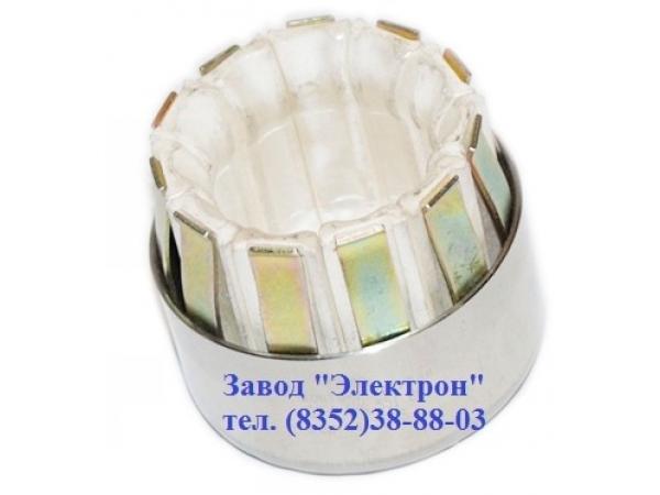 Контакт тюльпан 5КА.551.224 диаметром 55 мм на ток 3150А