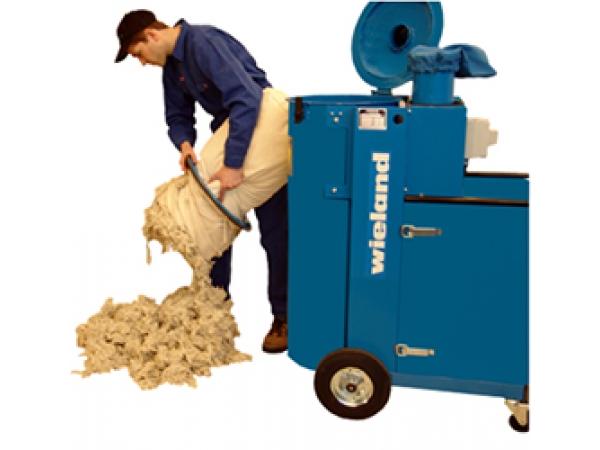 Пылесосы для текстильной промышленности Wieland