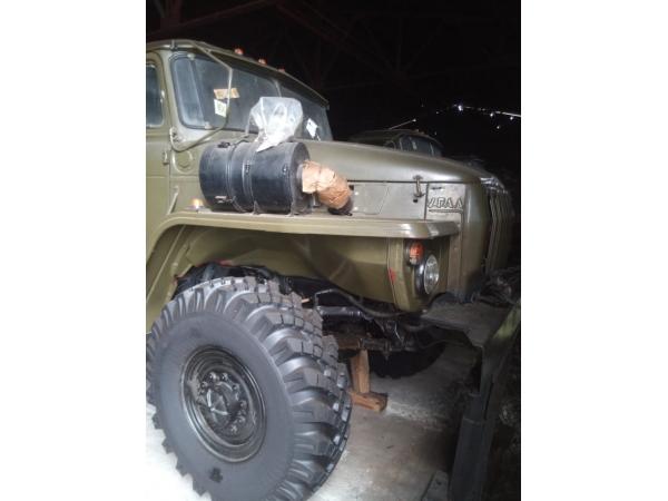 Автокраны и грузовики с хранения (Росрезерв)