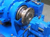Test bench gas turbine engine SOLAR