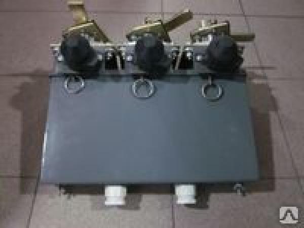 Привод ручной рычажный типа ПР-10 У2