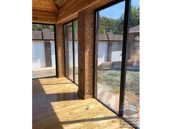 Алюминиевые окна Alumil S560