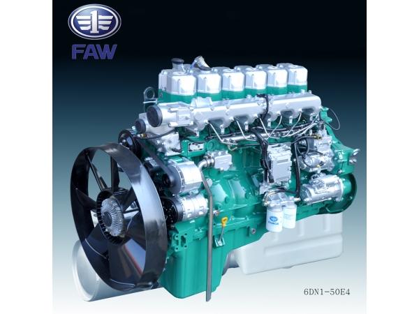 Двигатель FAW CA6DNl-50E4