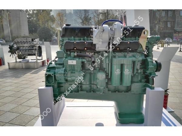 Двигатель FAW CA6DM3-50E5 для самосвала, тягача