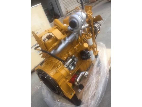 Двигатель FAW Xichai CA6DF1D-12GAG2 на фронтальный погрузчик SHANTUI S