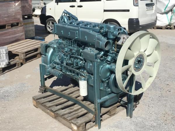 Двигатель Sinotruk WD615.47 Евро-2 для HOWO, Shaanxi, Shacman