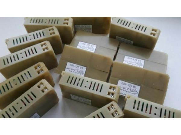Электронные блоки управления БВ-2-220 В3, БВ-2-110/220 В3, БКЖИ.687.27