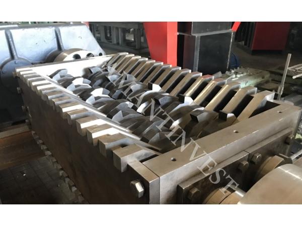 Изготовление производственных шредеров (универсальный измельчитель)