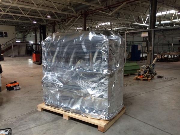 Барьерная пленка металлизированная EQ-PACK от производителя – Оптом!