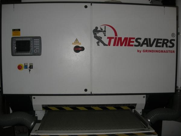 Установка для влажной зачистки и шлифования Timesavers