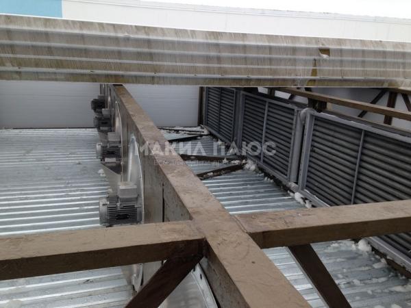 Cушильная камера СКД -70 теплоноситель вода