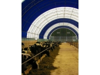 Ангары складские, зернохранилища, фермы