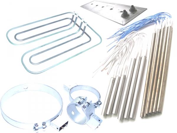 Изготовление и поставка электронагревателей (ТЭНы) и аксессуаров