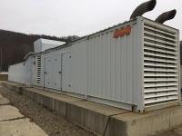 Дизель-генераторная установка  2011 г.в. ДГУ Margent 2560 ЛОТ №3